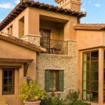 Ideas de casas rústicas de dos pisos