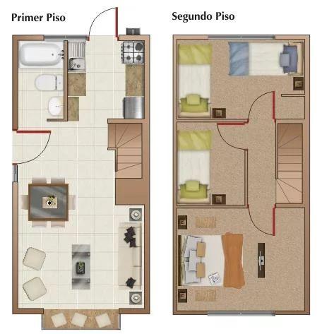 Planos de casas de adobe pdf