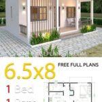 Opciones de diseños de casas económicas y pequeñas
