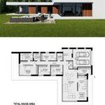 Planos de casas pequeñas minimalistas