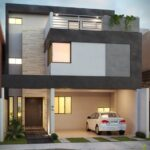 Opciones de planos de casas minimalistas modernas