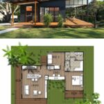 Planos de casas modernas
