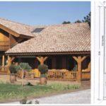 Planos de casas rústicas pequeñas