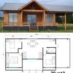 Casas rústicas de madera