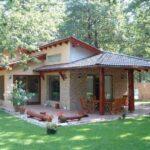 Ideas de planos de casas rústicas Mexicanas