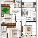 Planos de casas rústicas